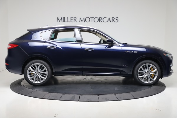 New 2020 Maserati Levante S Q4 GranLusso for sale Sold at Pagani of Greenwich in Greenwich CT 06830 9