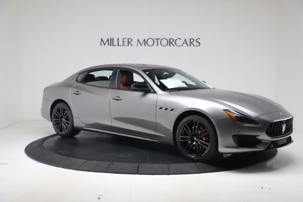 New 2020 Maserati Quattroporte S Q4 GranSport for sale Sold at Pagani of Greenwich in Greenwich CT 06830 10