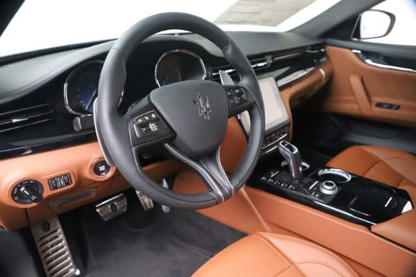 New 2020 Maserati Quattroporte S Q4 GranSport for sale Sold at Pagani of Greenwich in Greenwich CT 06830 13