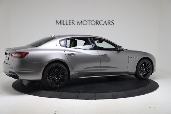 New 2020 Maserati Quattroporte S Q4 GranSport for sale Sold at Pagani of Greenwich in Greenwich CT 06830 8