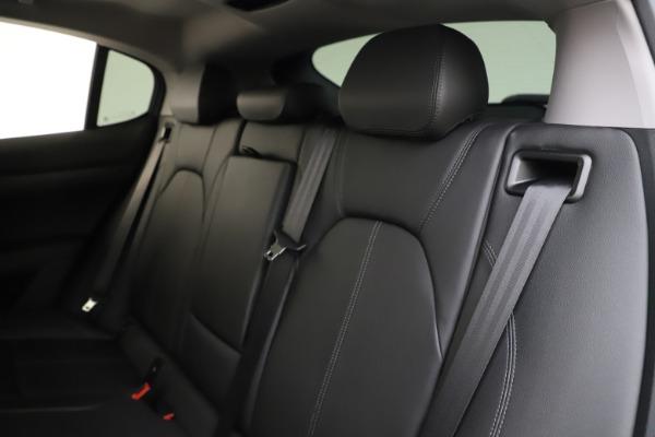 New 2020 Alfa Romeo Stelvio Q4 for sale $47,645 at Pagani of Greenwich in Greenwich CT 06830 18