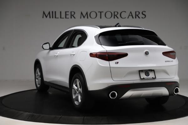 New 2020 Alfa Romeo Stelvio Q4 for sale $47,645 at Pagani of Greenwich in Greenwich CT 06830 5