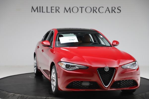 New 2020 Alfa Romeo Giulia Ti Q4 for sale Sold at Pagani of Greenwich in Greenwich CT 06830 11