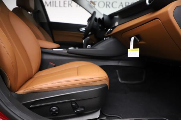 New 2020 Alfa Romeo Giulia Ti Q4 for sale Sold at Pagani of Greenwich in Greenwich CT 06830 23