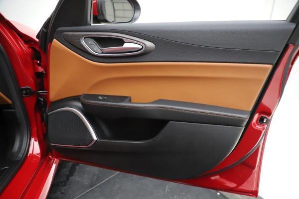 New 2020 Alfa Romeo Giulia Ti Q4 for sale Sold at Pagani of Greenwich in Greenwich CT 06830 25