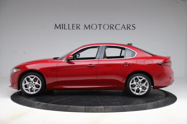 New 2020 Alfa Romeo Giulia Ti Q4 for sale Sold at Pagani of Greenwich in Greenwich CT 06830 3