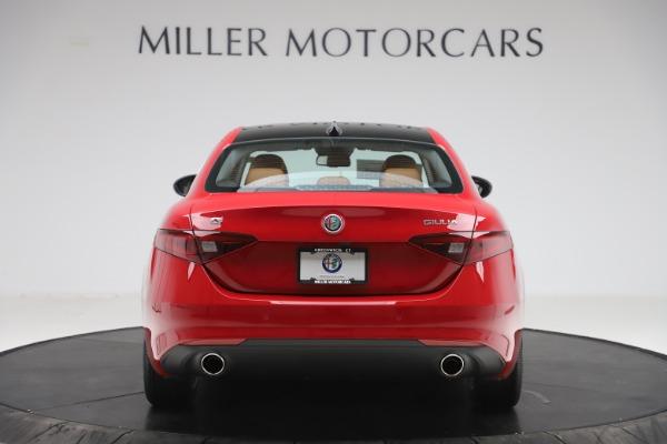 New 2020 Alfa Romeo Giulia Ti Q4 for sale Sold at Pagani of Greenwich in Greenwich CT 06830 6