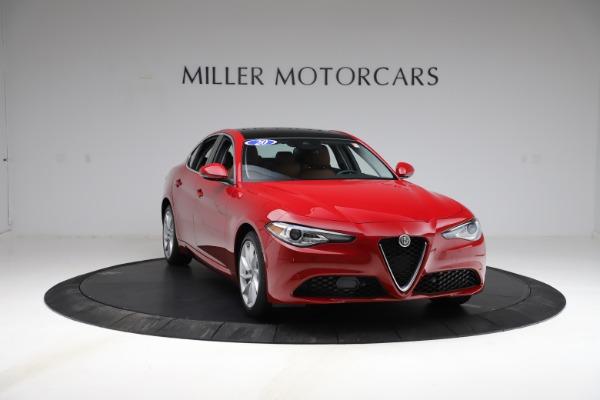 Used 2020 Alfa Romeo Giulia Q4 for sale $34,900 at Pagani of Greenwich in Greenwich CT 06830 11