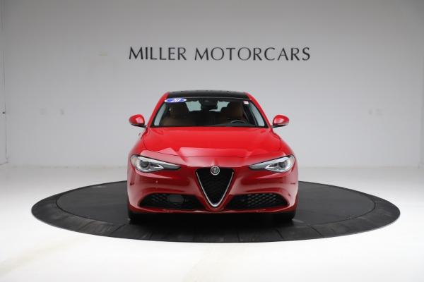 Used 2020 Alfa Romeo Giulia Q4 for sale $34,900 at Pagani of Greenwich in Greenwich CT 06830 12
