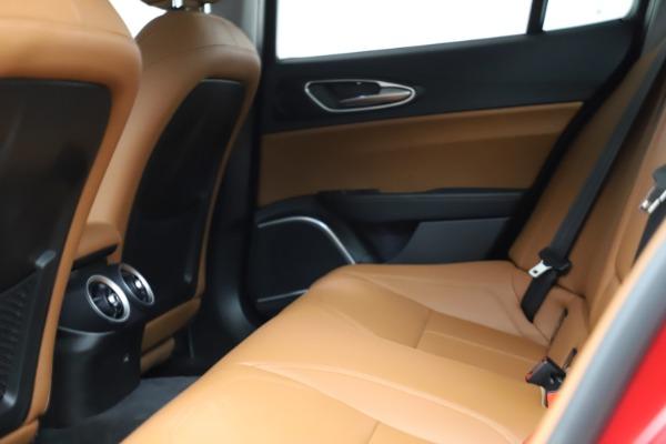 Used 2020 Alfa Romeo Giulia Q4 for sale $34,900 at Pagani of Greenwich in Greenwich CT 06830 17