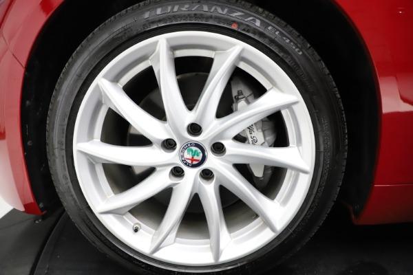 Used 2020 Alfa Romeo Giulia Q4 for sale $34,900 at Pagani of Greenwich in Greenwich CT 06830 23