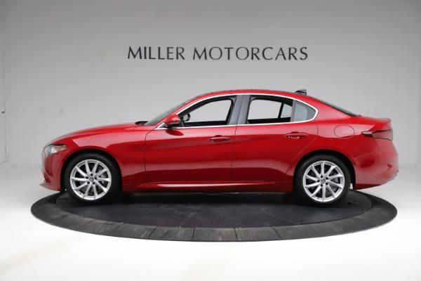 Used 2020 Alfa Romeo Giulia Q4 for sale $34,900 at Pagani of Greenwich in Greenwich CT 06830 3