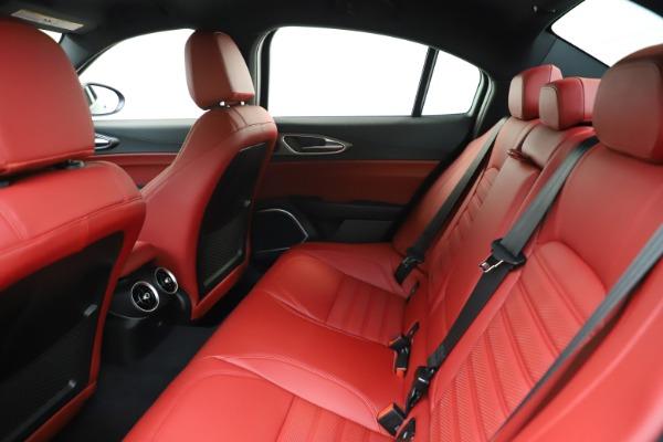 New 2020 Alfa Romeo Giulia Ti Sport Q4 for sale $50,445 at Pagani of Greenwich in Greenwich CT 06830 18