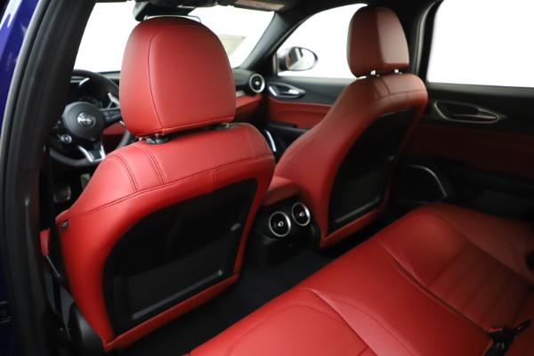 New 2020 Alfa Romeo Giulia Ti Sport Q4 for sale $50,445 at Pagani of Greenwich in Greenwich CT 06830 19