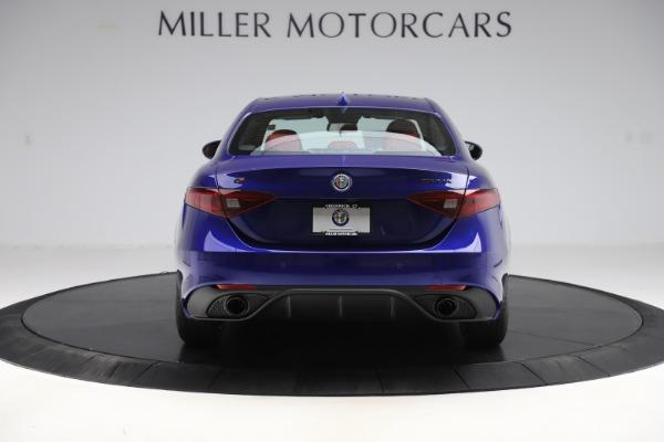 New 2020 Alfa Romeo Giulia Ti Sport Q4 for sale $50,445 at Pagani of Greenwich in Greenwich CT 06830 6