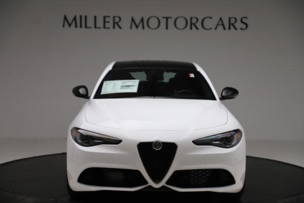 New 2020 Alfa Romeo Giulia Ti Sport Q4 for sale $51,995 at Pagani of Greenwich in Greenwich CT 06830 12