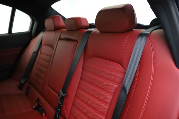 New 2020 Alfa Romeo Giulia Ti Sport Q4 for sale $51,995 at Pagani of Greenwich in Greenwich CT 06830 19