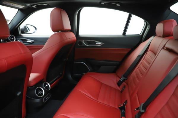 New 2020 Alfa Romeo Giulia Ti Sport Q4 for sale $51,995 at Pagani of Greenwich in Greenwich CT 06830 20