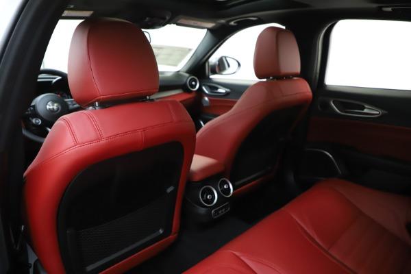New 2020 Alfa Romeo Giulia Ti Sport Q4 for sale $51,995 at Pagani of Greenwich in Greenwich CT 06830 21