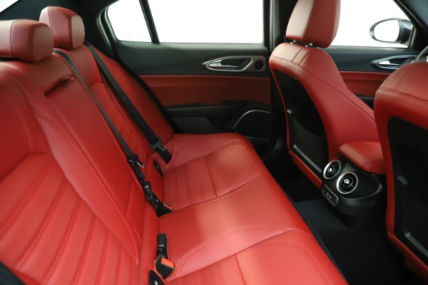 New 2020 Alfa Romeo Giulia Ti Sport Q4 for sale $51,995 at Pagani of Greenwich in Greenwich CT 06830 28