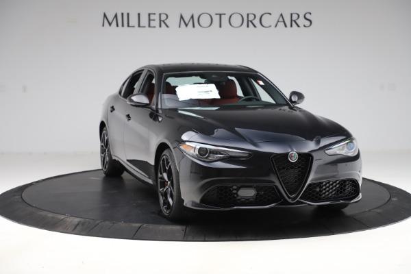 New 2020 Alfa Romeo Giulia Ti Sport Q4 for sale $52,595 at Pagani of Greenwich in Greenwich CT 06830 11