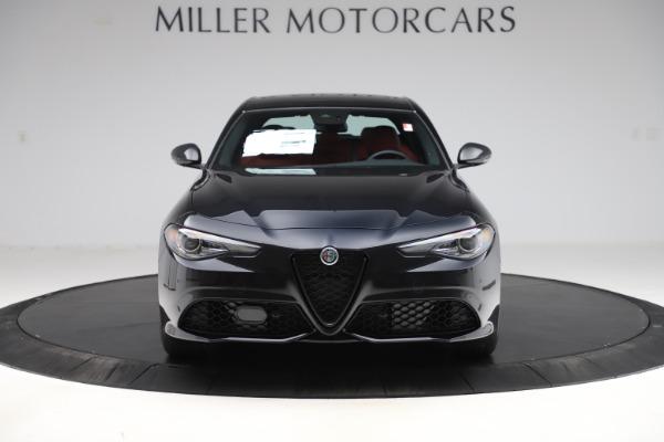 New 2020 Alfa Romeo Giulia Ti Sport Q4 for sale $52,595 at Pagani of Greenwich in Greenwich CT 06830 12