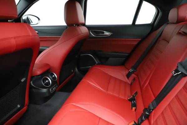 New 2020 Alfa Romeo Giulia Ti Sport Q4 for sale $52,595 at Pagani of Greenwich in Greenwich CT 06830 19