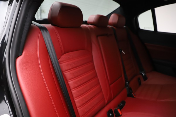 New 2020 Alfa Romeo Giulia Ti Sport Q4 for sale $52,595 at Pagani of Greenwich in Greenwich CT 06830 26