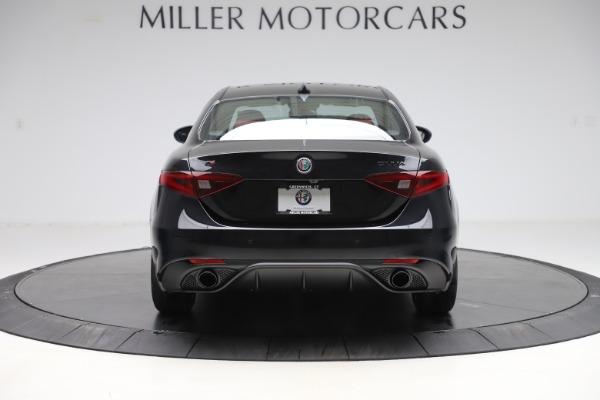 New 2020 Alfa Romeo Giulia Ti Sport Q4 for sale $52,595 at Pagani of Greenwich in Greenwich CT 06830 6