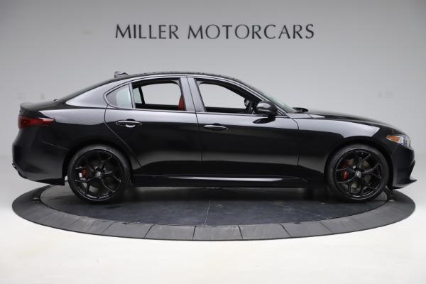 New 2020 Alfa Romeo Giulia Ti Sport Q4 for sale $52,595 at Pagani of Greenwich in Greenwich CT 06830 9