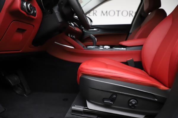 New 2020 Alfa Romeo Stelvio Sport Q4 for sale Sold at Pagani of Greenwich in Greenwich CT 06830 14