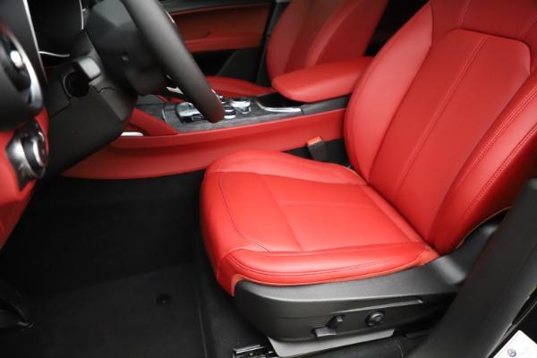 New 2020 Alfa Romeo Stelvio Sport Q4 for sale Sold at Pagani of Greenwich in Greenwich CT 06830 15