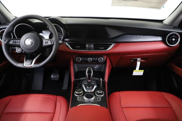 New 2020 Alfa Romeo Stelvio Sport Q4 for sale Sold at Pagani of Greenwich in Greenwich CT 06830 16