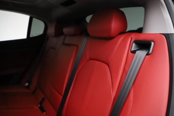 New 2020 Alfa Romeo Stelvio Sport Q4 for sale Sold at Pagani of Greenwich in Greenwich CT 06830 18