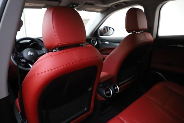 New 2020 Alfa Romeo Stelvio Sport Q4 for sale Sold at Pagani of Greenwich in Greenwich CT 06830 20