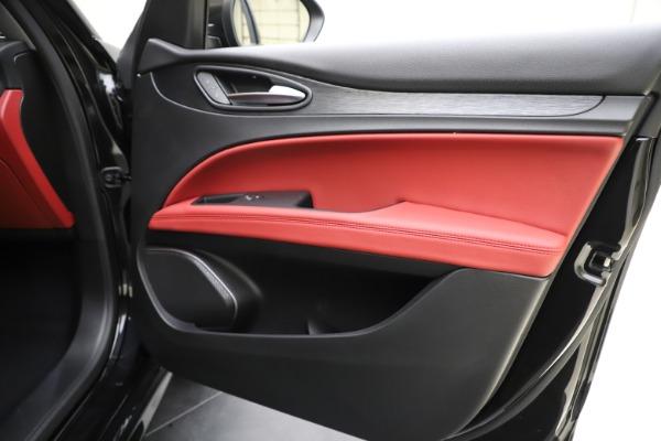 New 2020 Alfa Romeo Stelvio Sport Q4 for sale Sold at Pagani of Greenwich in Greenwich CT 06830 25