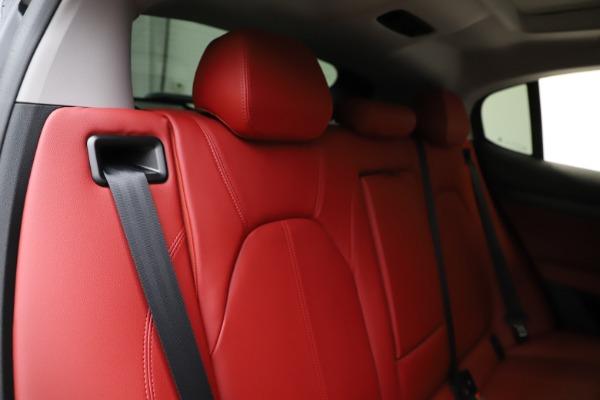 New 2020 Alfa Romeo Stelvio Sport Q4 for sale Sold at Pagani of Greenwich in Greenwich CT 06830 26