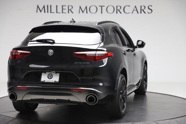New 2020 Alfa Romeo Stelvio Sport Q4 for sale Sold at Pagani of Greenwich in Greenwich CT 06830 7