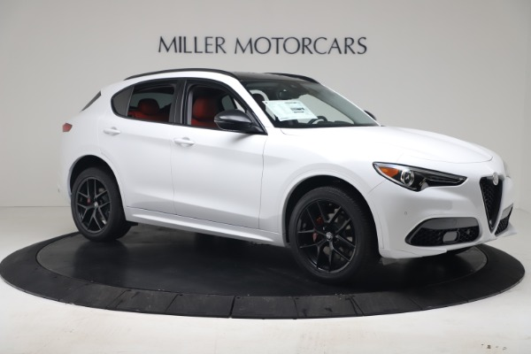 New 2020 Alfa Romeo Stelvio Sport Q4 for sale Sold at Pagani of Greenwich in Greenwich CT 06830 10
