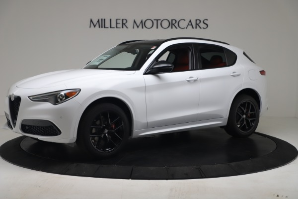 New 2020 Alfa Romeo Stelvio Sport Q4 for sale Sold at Pagani of Greenwich in Greenwich CT 06830 2