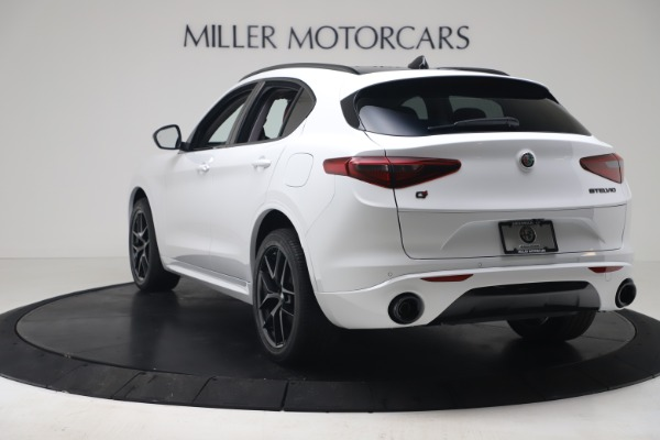New 2020 Alfa Romeo Stelvio Sport Q4 for sale Sold at Pagani of Greenwich in Greenwich CT 06830 5