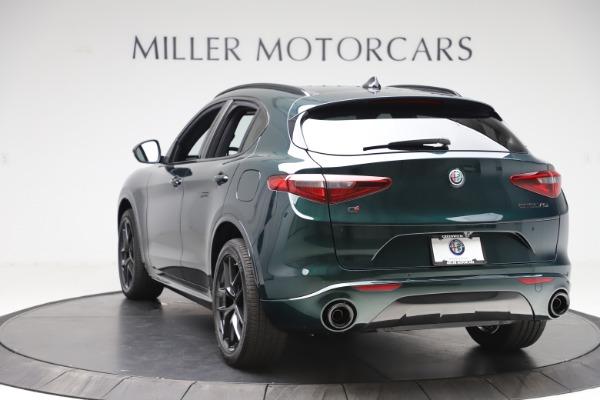 New 2020 Alfa Romeo Stelvio Ti Sport Q4 for sale $55,345 at Pagani of Greenwich in Greenwich CT 06830 5
