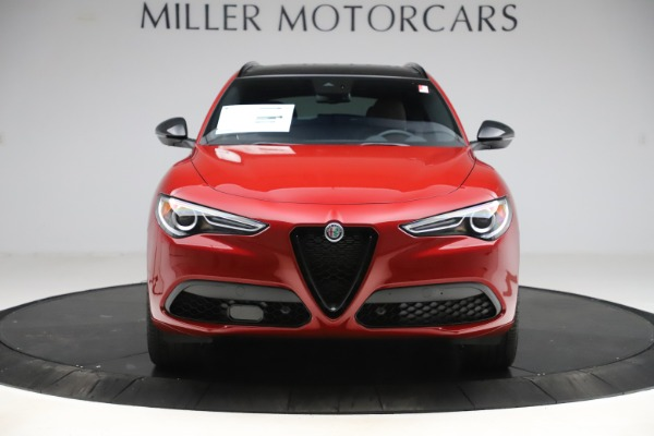 New 2020 Alfa Romeo Stelvio Ti Sport Q4 for sale $58,045 at Pagani of Greenwich in Greenwich CT 06830 12