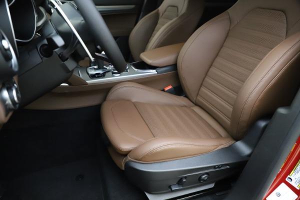 New 2020 Alfa Romeo Stelvio Ti Sport Q4 for sale $58,045 at Pagani of Greenwich in Greenwich CT 06830 15