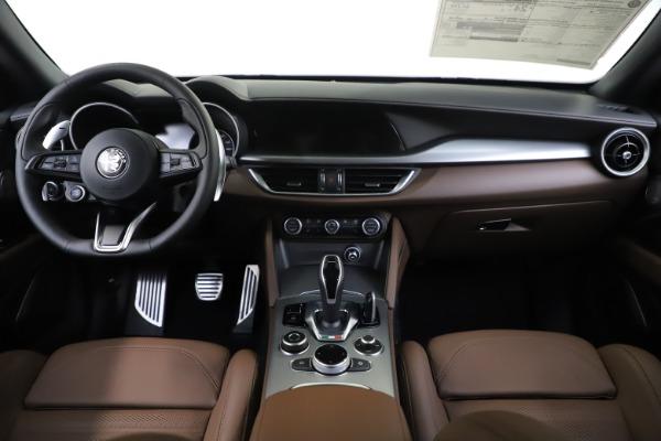 New 2020 Alfa Romeo Stelvio Ti Sport Q4 for sale $58,045 at Pagani of Greenwich in Greenwich CT 06830 16