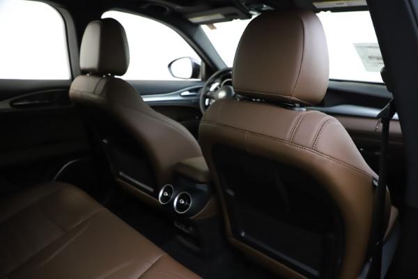 New 2020 Alfa Romeo Stelvio Ti Sport Q4 for sale $58,045 at Pagani of Greenwich in Greenwich CT 06830 28