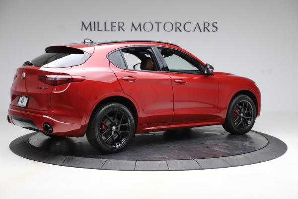 New 2020 Alfa Romeo Stelvio Ti Sport Q4 for sale $58,045 at Pagani of Greenwich in Greenwich CT 06830 8
