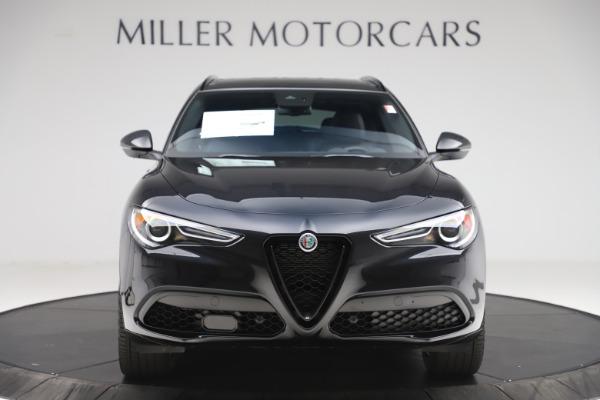 New 2020 Alfa Romeo Stelvio Ti Sport Q4 for sale $55,345 at Pagani of Greenwich in Greenwich CT 06830 12