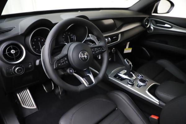 New 2020 Alfa Romeo Stelvio Ti Sport Q4 for sale $55,345 at Pagani of Greenwich in Greenwich CT 06830 13