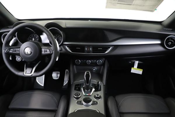 New 2020 Alfa Romeo Stelvio Ti Sport Q4 for sale $55,345 at Pagani of Greenwich in Greenwich CT 06830 16